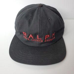 Vintage Ralph Lauren Eyewear Strapback Hat